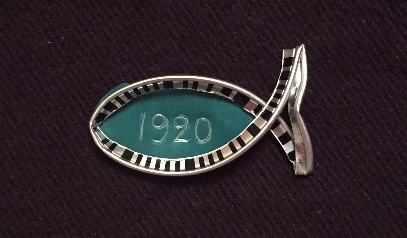 J16 - incontournable poisson d'anniversaire - à ma mère qui aurait eu 100 ans ce 1er avril
