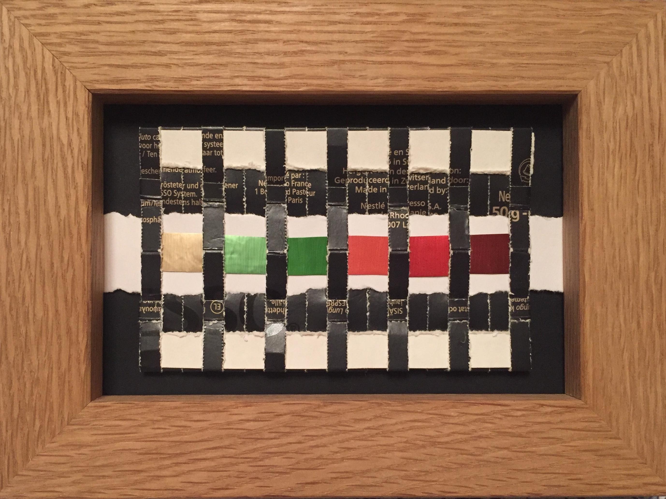 J40 - palette frontale de température